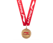 Badminton Accessory - Tournament Medal - GOLD