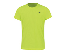 Badminton Clothes - Kid's T Shirt [YELLOW]