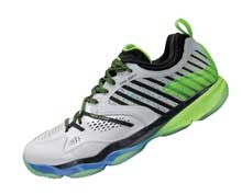 Buy Men's Badminton Shoes [WHITE] AYAM009-1 for Badminton