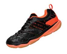 Men's Badminton Shoes [BLACK] AYTM081-2
