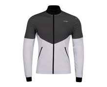 Buy Badminton Clothes - Men's Jacket  [WHITE] for Badminton