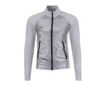 Badminton Clothes - Men's Jacket [WHIE]