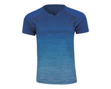 Badminton Clothes - Men's T Shirt [BLUE]