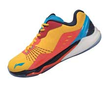 Badminton Shoes - Men's [YELLOW]
