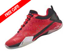 Badminton Shoes - Men's National [RED]