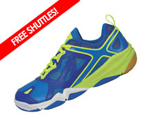 Badminton Shoes - Men's Recreational [BLUE]