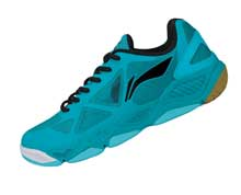 Men's Badminton Shoes [BLUE] AYTM037-3