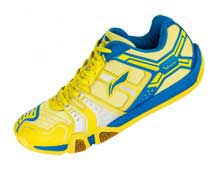 Men's Badminton Shoes [YELLOW] AYTM085-3