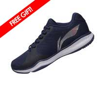 Badminton Shoes - Men's Training [BLUE]
