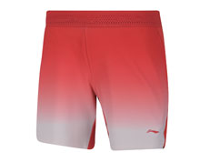 Badminton Clothes - Men's Shorts  [RED]