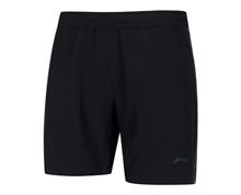 Badminton Clothes - Men's Shorts  [BLACK]