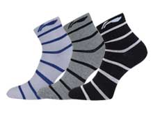 Badminton Clothes - Men's Socks [3 PK]