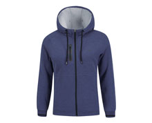 Badminton Clothes - Men's Hoodie Jacket  [BLUE]