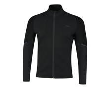 Badminton Clothes - Men's Jacket [BLACK]