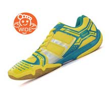 Buy Men's Badminton Shoes [YELLOW] AYTM085-3 for Badminton