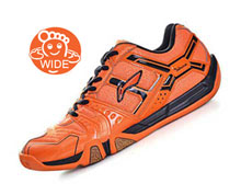 Buy Men's Badminton Shoes [ORANGE] AYTM085-8 for Badminton