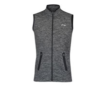 Badminton Clothes - Men's Vest  [GREY]