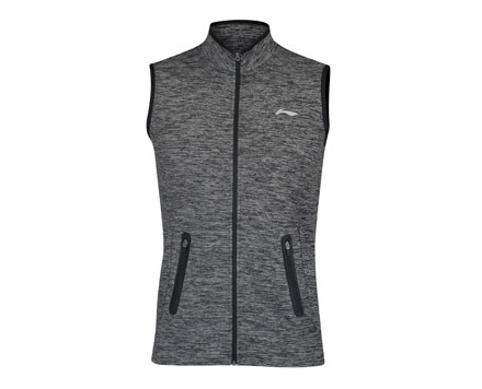 Men's Badminton Vest  [GREY] AMDM025-1
