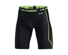 Men's Compression Shorts [BLACK] AUSL013-1