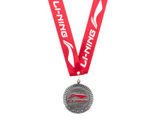 Buy Badminton Tournament Medal - SILVER for Badminton