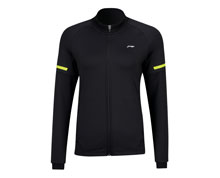 Badminton Clothes - Women's Jacket [BLACK]