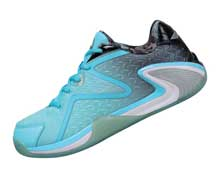 Women's Badminton Shoes [TEAL] AYAL022-3