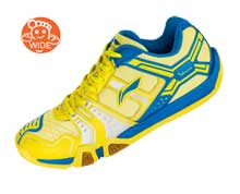 Women's Badminton Shoes [YEL] AYTM076-3