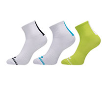 Women's Badminton Socks [3 PK] AWLP026-1