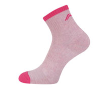 Badminton Clothes - Women's Socks [PINK]