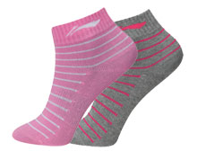 Buy Women's Badminton Socks [2 PK] AWTM004-1 for Badminton