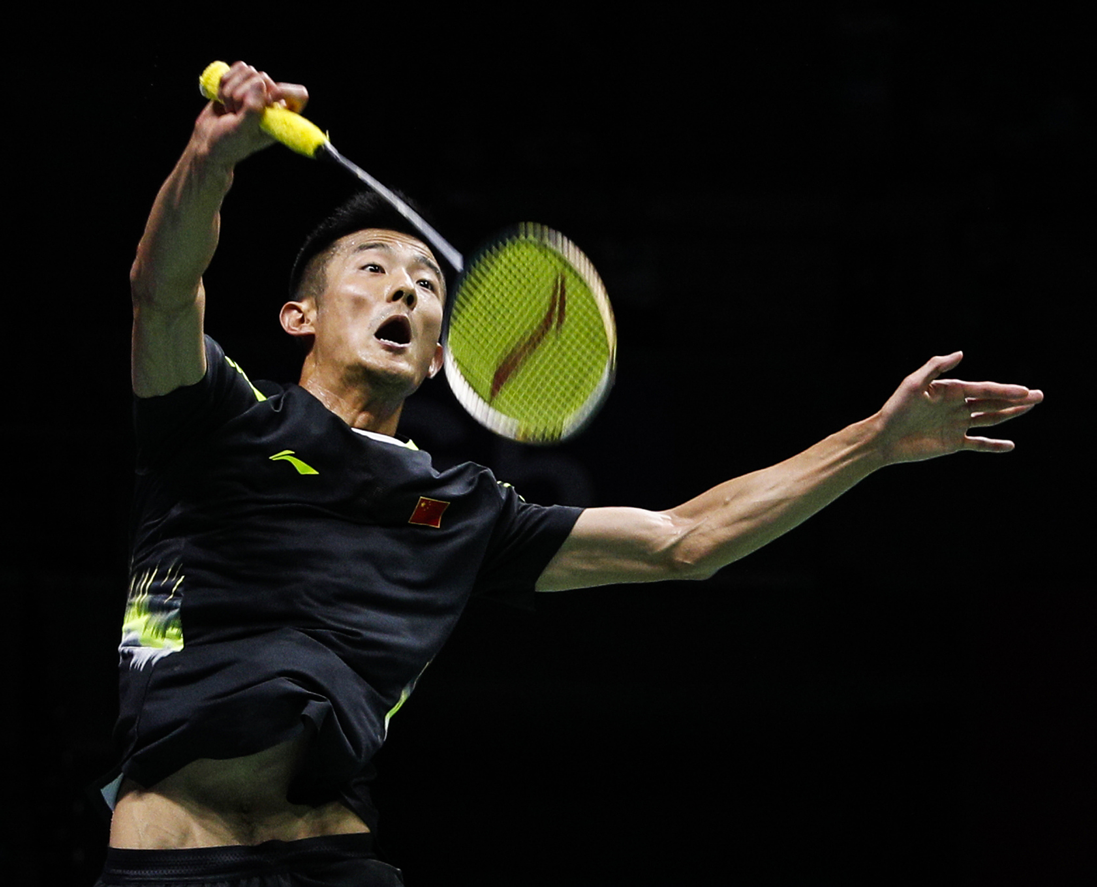 Chen Long Racket   International Sponsorship   Li-Ning®