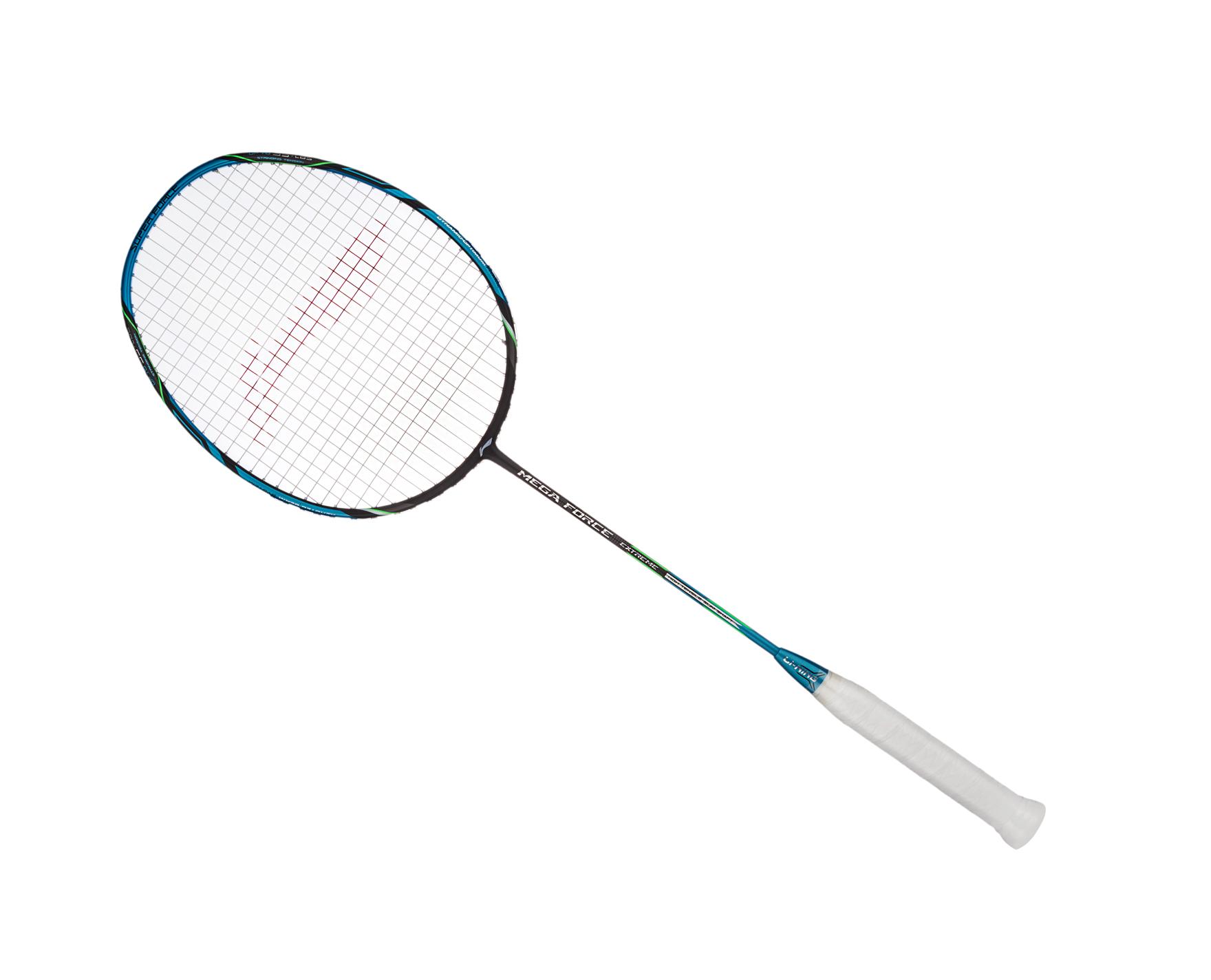 li ning badminton rackets mega force extreme