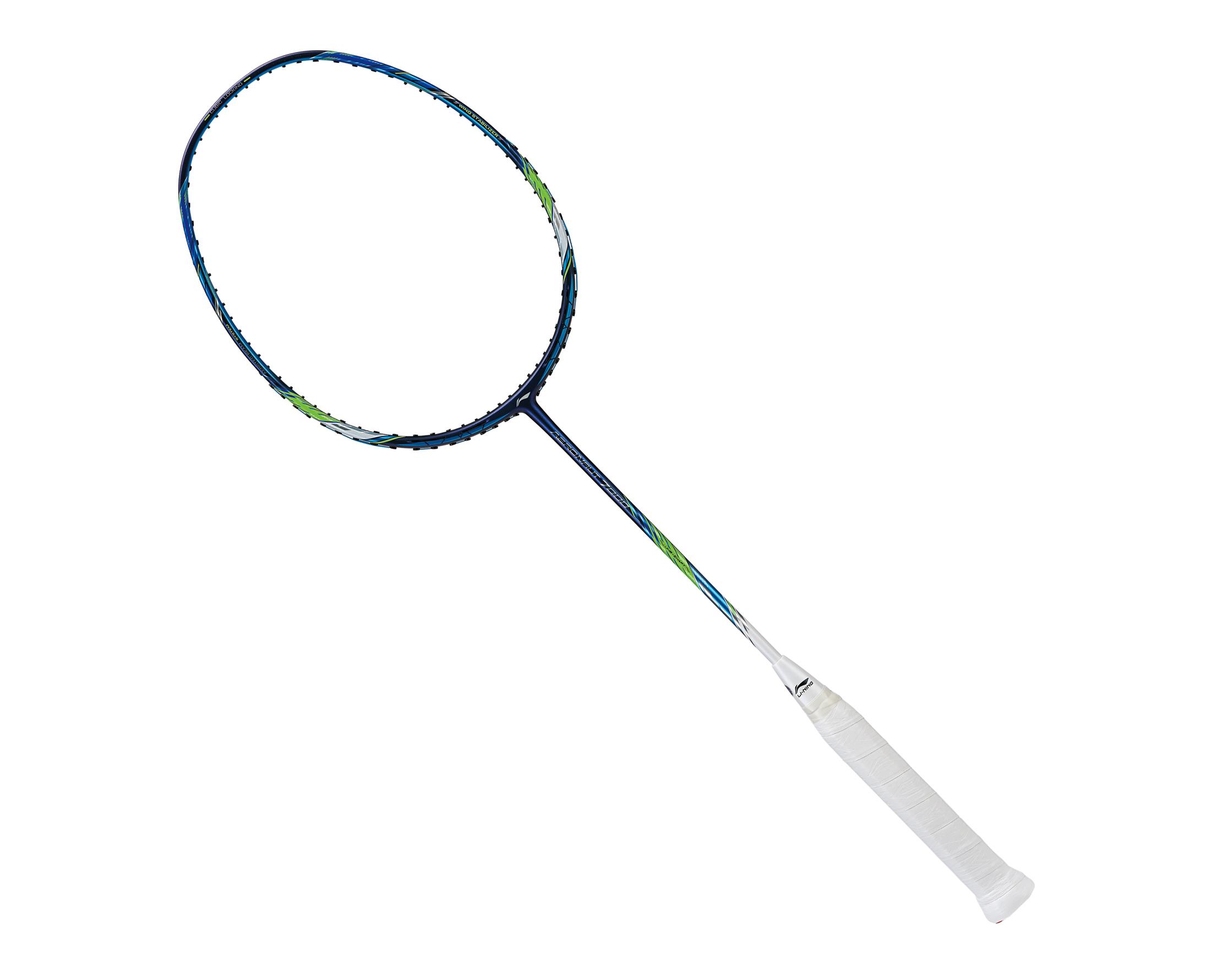 li ning badminton rackets aeronaut 7000