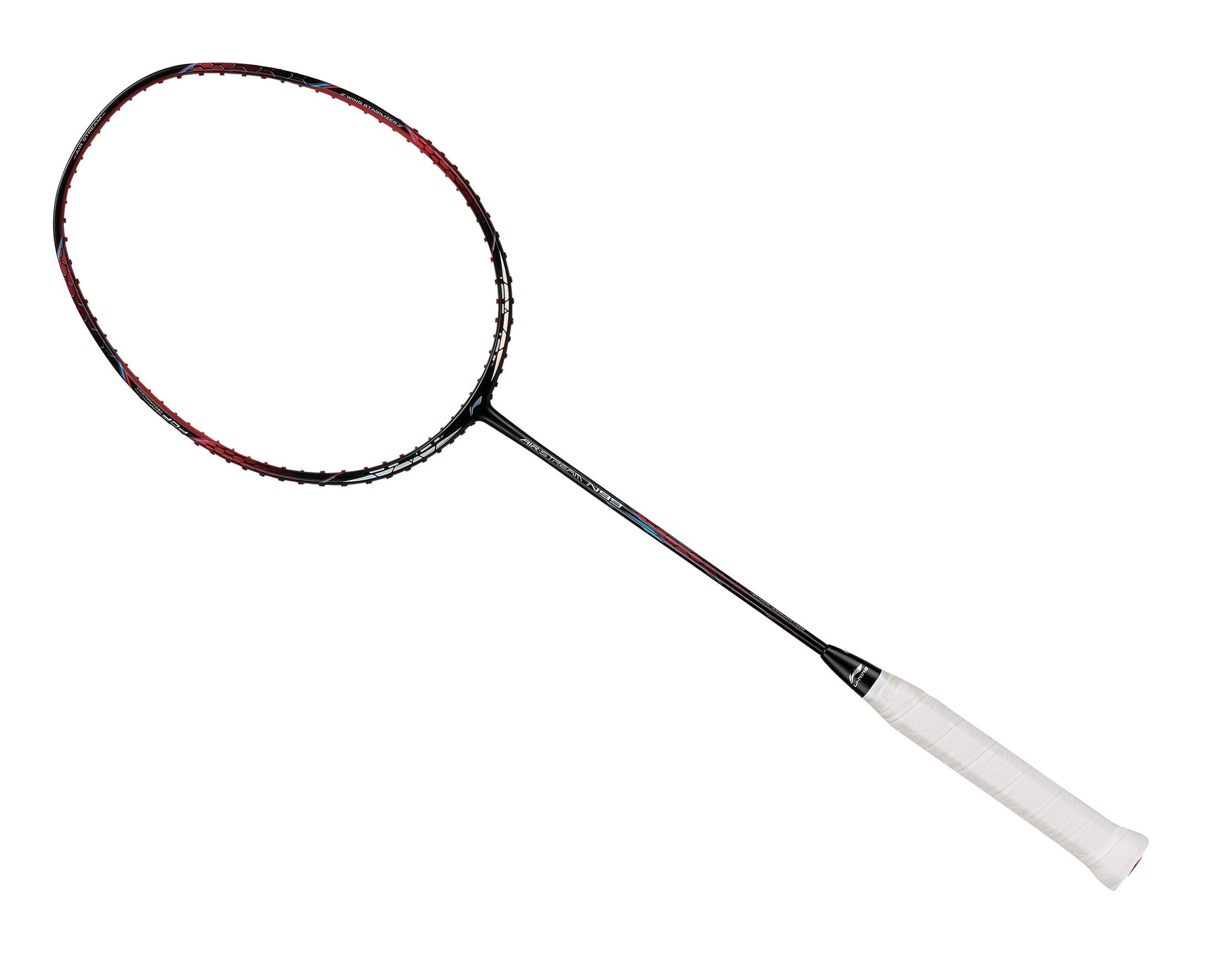 li ning badminton rackets air stream n99 racquet