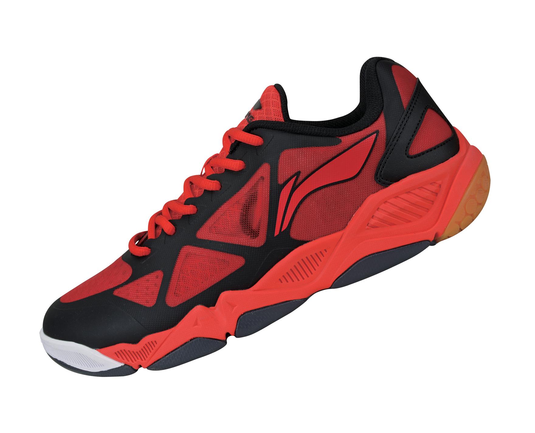 li ning men s badminton shoes badminton footwear aytm037 1