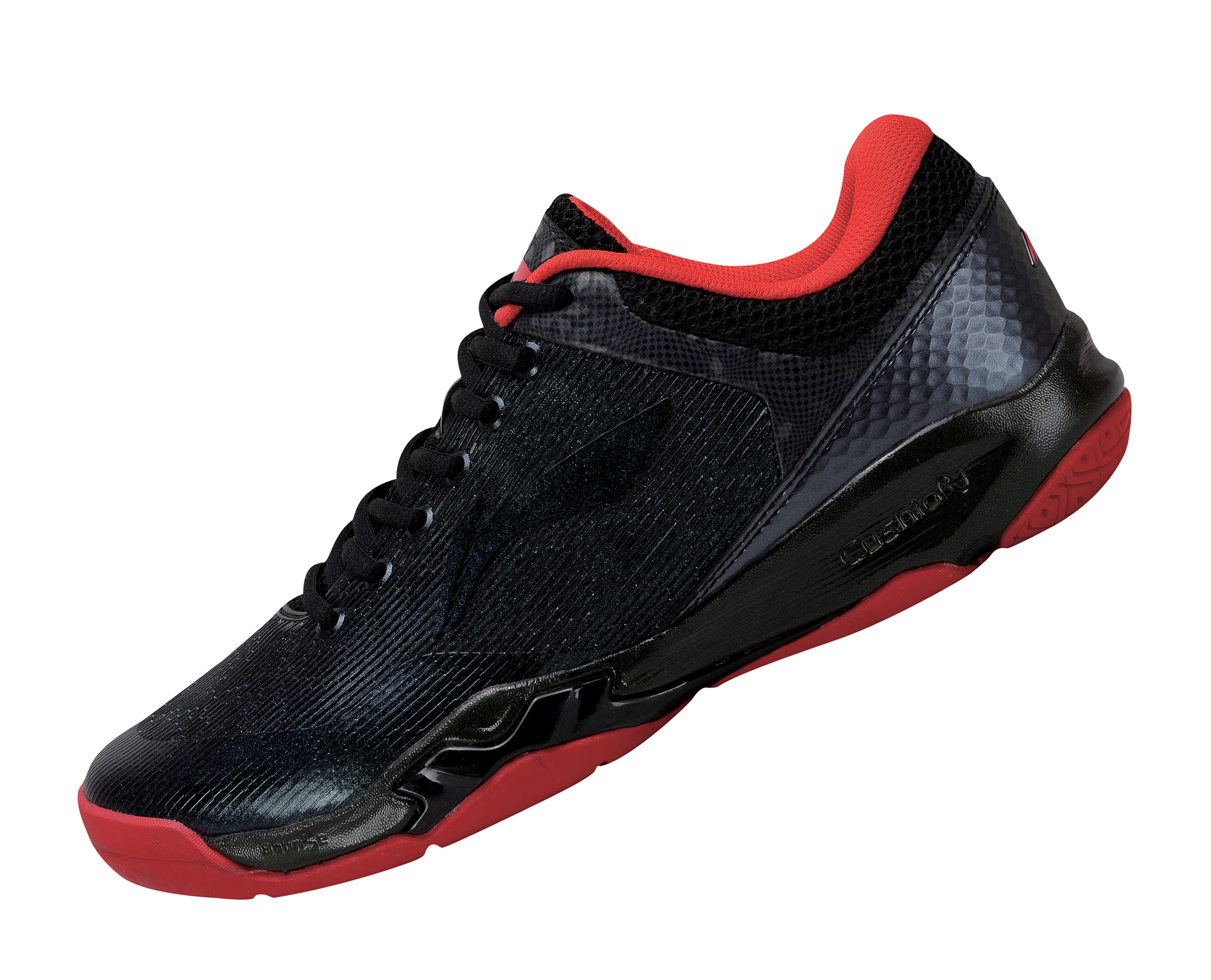 Men's Badminton Shoes [BLACK] AYZN005-5 [AYZN005-5]